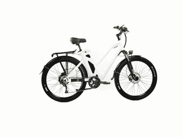 Effecta e bicikl, desni profil