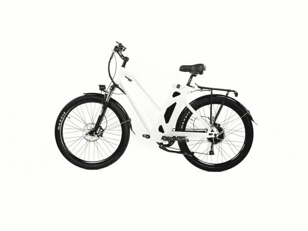 Effecta e bicikl, levi profil