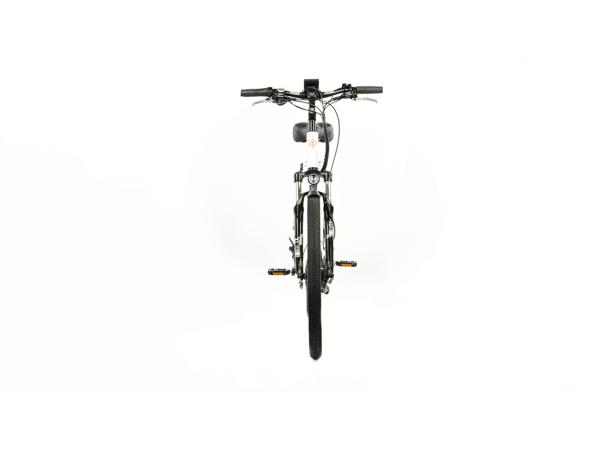 Effecta e bicikl, prednji pogled