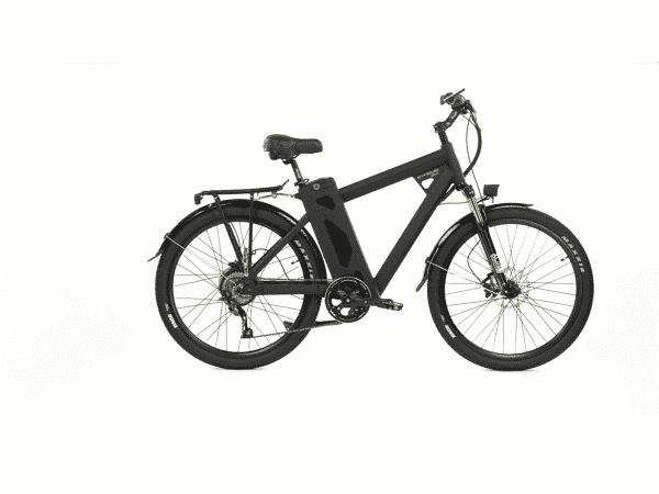 Effecto e bicikl, desni profil