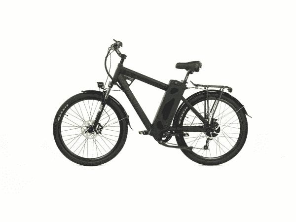 Effecto e bicikl, levi profil
