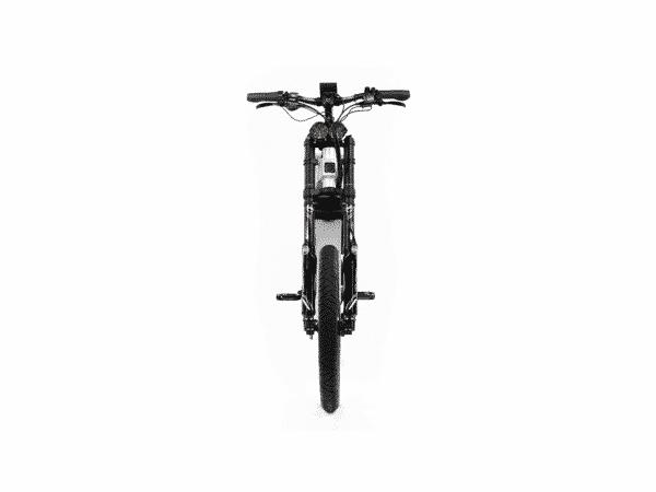 Experience e bicikl, prednji pogled